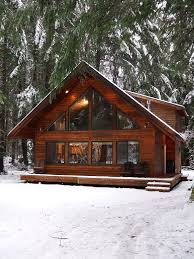 Small Cabin Home 25 Best Small Cabin Designs Ideas On Pinterest Small Home Plans
