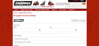 snapper parts u2013 snapper parts distributors