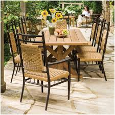 7 Pc Patio Dining Set - furniture patio dining sets under 400 oak heights 7 piece patio