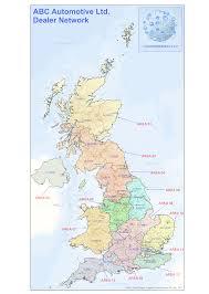 Network Map Power Bi Abc Automotive Ltd Part 3 Sales Network Reports