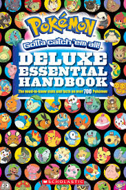 pokémon deluxe essential handbook the need to know stats and