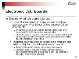Tailor Resume To Job by Making Yours Stand Out From The Masses Ppt Download