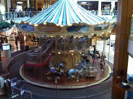 Oak Park Mall Map Carousel At Oak Park Mall Overland Park Ks Image