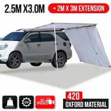 Retractable 4wd Awnings 4wd Awning Tent Outbaxcamping