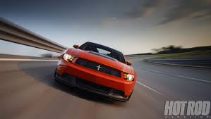Mustang Boss 302 Black And Red Ford Announces The 2012 Mustang Boss 302 The Boss Is Back