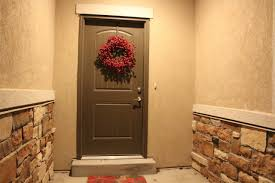 main door flower designs 1 inexpensive trick to secure your front door from break ins youtube