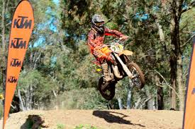 junior motocross racing australian junior motocross championship underway at appin