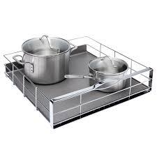 Kitchen Cabinet Inserts Organizers Cabinet Organizers U0026 Kitchen Cabinet Storage The Container Store