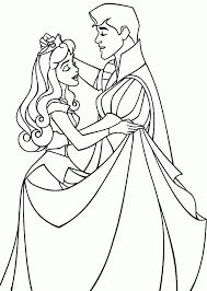 sleeping beauty coloring pages disney coloring