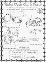 Water Cycle Worksheet Pdf Weeks 10 11 Environmental Engineering Water Cycle Water We