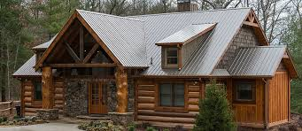 craftman style about our hybrid and craftsman style log homes