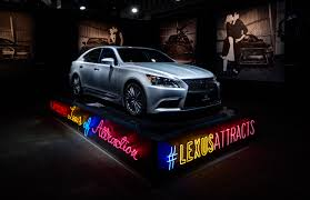lexus usa ls460 lexus attracts the launch of the 2013 ls 460 f sport travel dose