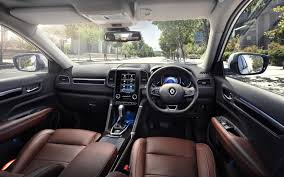 subaru outback 2017 interior comparison renault koleos intens 2017 vs subaru outback 2017
