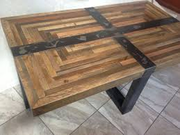 Rustic Industrial Coffee Table 10 The Best Rustic Industrial Coffee Table
