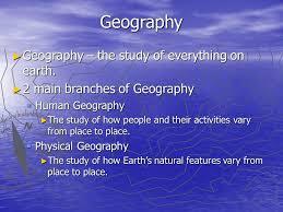 world geography chapter 1 u0026 2 ch 1 u2013 studying geography ch 2