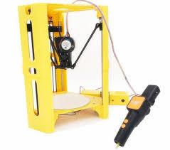 imprimante 3d de bureau haute précision mini bureau delta 3d imprimante 3d stylo ensemble