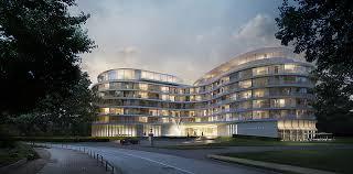 hotel architektur hotel architektur hamburg zeitlose moderne the fontenay