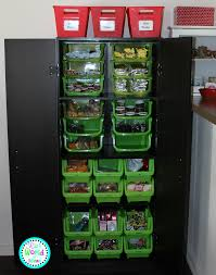 ria u0027s world of ideas organized snack cabinet