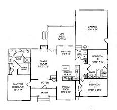 floor plans with great rooms large ranch floor plans five bedroom ranch house plans ranch house