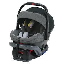 Grayson Convertible Crib by Graco Snugride Snuglock 35 Platinum Infant Car Seat Grayson