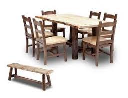 log furniture ebay