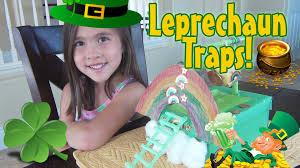 leprechaun traps 2015 happy st patrick u0027s day youtube