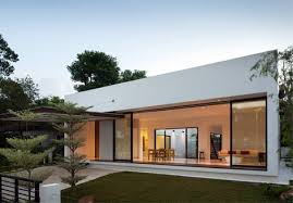 Single Storey Bungalow Modern Design