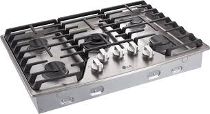 Lg Downdraft Cooktop Kitchen Awesome Lg Lcg3011st 30 Inch Gas Cooktop With Superboil