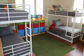 Triple Deck Bed Designs Childrens Bunk Beds Ikea Full Size Of Canopy For Bunk Bed