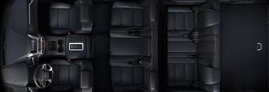 gmc yukon trunk space cars minivans and suvs with the best and worst third row seats