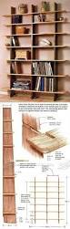 Wood Shelf Plans by Bookshelves Plans Furniture Plans And Projects Woodarchivist