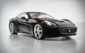 Ferrari California In White - ferrari california renders freelancers 3d