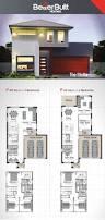 two storey house plans the stella double storey house design betterbuilt floorplans