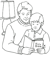 coloring pages father coloring page fathers day pages 1 father