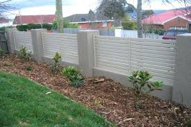 Garden Fencing Ideas Uk Garden Fencing Ideas Uk Contemporary Front Garden Fence And