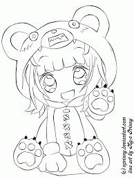 15 pics of cute chibi people coloring pages cute anime chibi