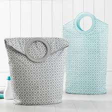cute laundry bags easy carry laundry bag bohemian paisley pbteen