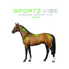 Rug Massage Sportz Vibe Massage Horse Rug U2013 Horseware Australia