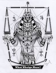 Anubis Tattoo Ideas Anubis Tattoo Artwork Alternative Version By Guilherme Souza