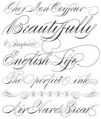 43 best fonts images on pinterest brush lettering beer and