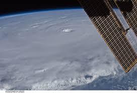 nasa hurricane season 2010 hurricane earl north atlantic ocean