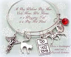 Personalized Gift Ideas by Veterinarian Charm Bracelet Personalized Gift Ideas For Vets Vet