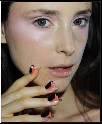 fall 2013 acrylic nail trends nails fashion styles ideas