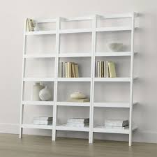 Short Ladder Bookcase Ladder Bookcases Crate And Barrel