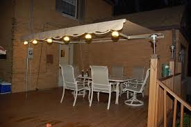 Sunsetter Patio Awning Lights Sunsetter Patio Awning Lights Outdoor Goods