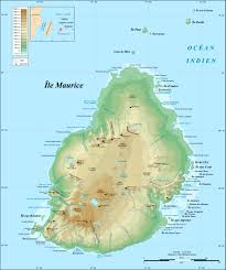 Topographical Map Of Georgia Atlas Of Mauritius Wikimedia Commons