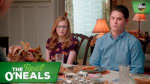 the real thanksgiving awkward thanksgiving dinner the real o u0027neals youtube