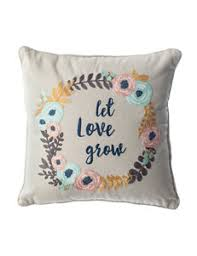 Grey Decorative Pillows Decorative Pillows Stage Stores