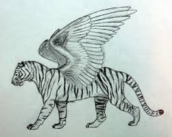winged tiger archive wetcanvas