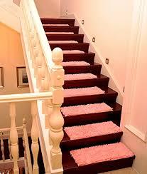 teppich treppe treppen teppich verlegen teppich strauch f r behagliches wohnen